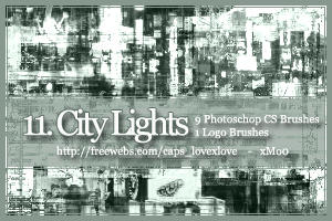 11. City Lights - IMAGEPACK by xMo0