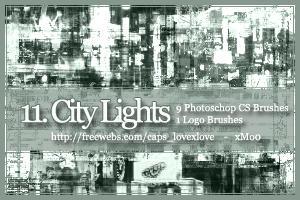 11. City Lights by xMo0