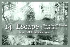 14. Escape by xMo0
