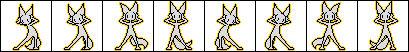 ''Foxdance'' avatar base