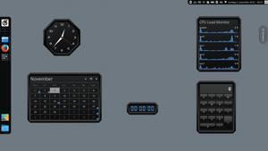 Underworld 2.8 -  KDE Plasma theme