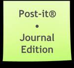 Green Post-It