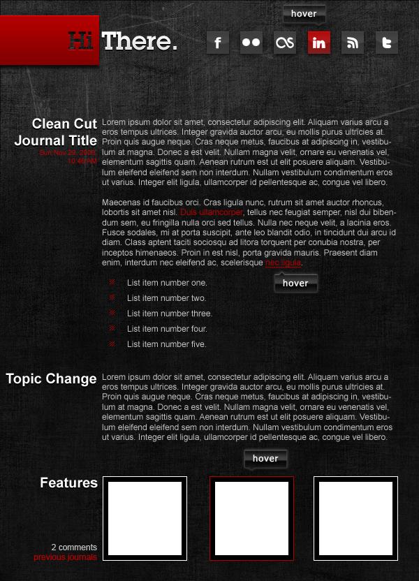 Clean Cut by Ikue