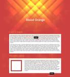 Blood Orange : Collab