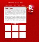 Santa Skin : Collab