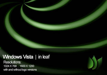Windows Vista - In leaf by realmotion
