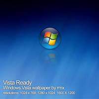 Windows Vista Ready by realmotion