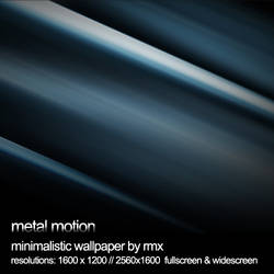 Metal Motion by realmotion
