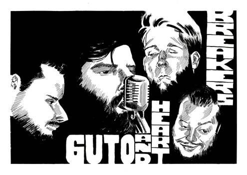 Guto and Heartbreakers