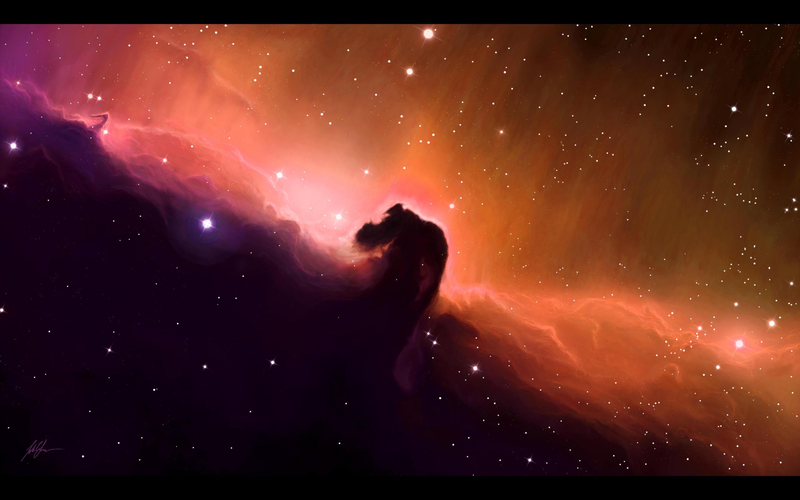 nebula wallpaper nasa