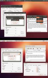 Ubuntu Light Themes 12.10 by Aerilius