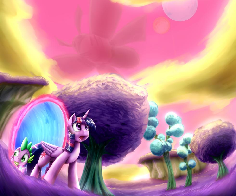 Equestria Across The Multiverse
