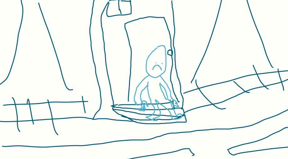 i lost my pen by hackydacky69