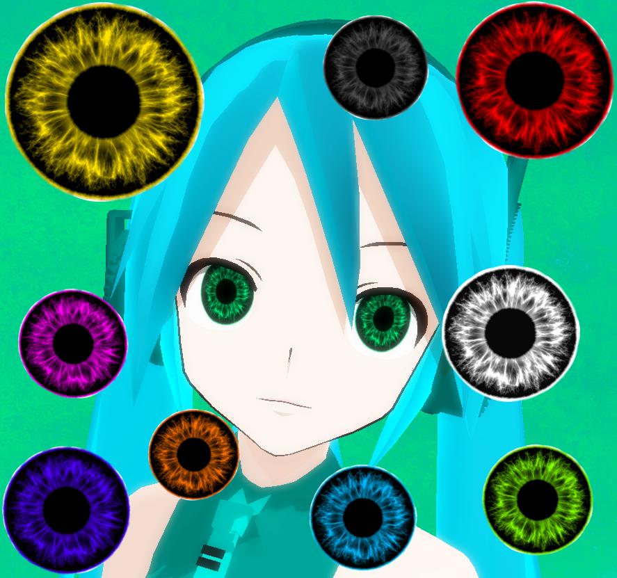 Random Eye Pack Texture Download Pack by doremefasoladedo