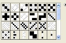 Scanline Patterns by ItsGameOver