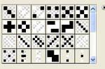 Scanline Patterns