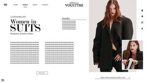 TEMPLATE #1 by Voulttre