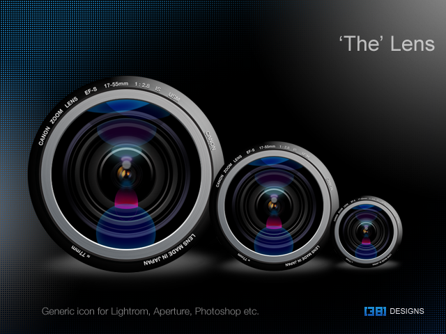 'The' Lens by thirteen-eightyone
