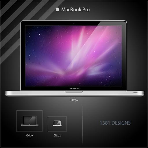 MacBook Pro by thirteen-eightyone