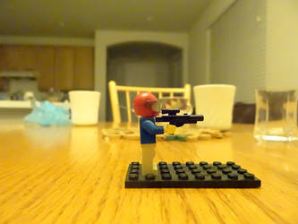 Lego Stop-Motion by HsuperJ