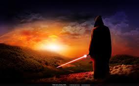 Star Wars Jedi of the Force by GravityManDarkZ3ro