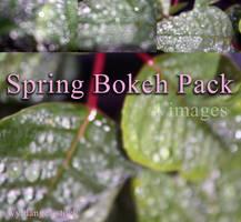 Spring Bokeh Pack