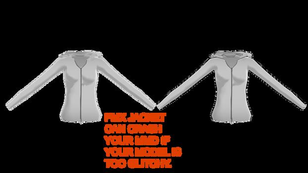 LAT Hoodie Jacket Download