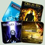 Deus Ex YAIcon Pack