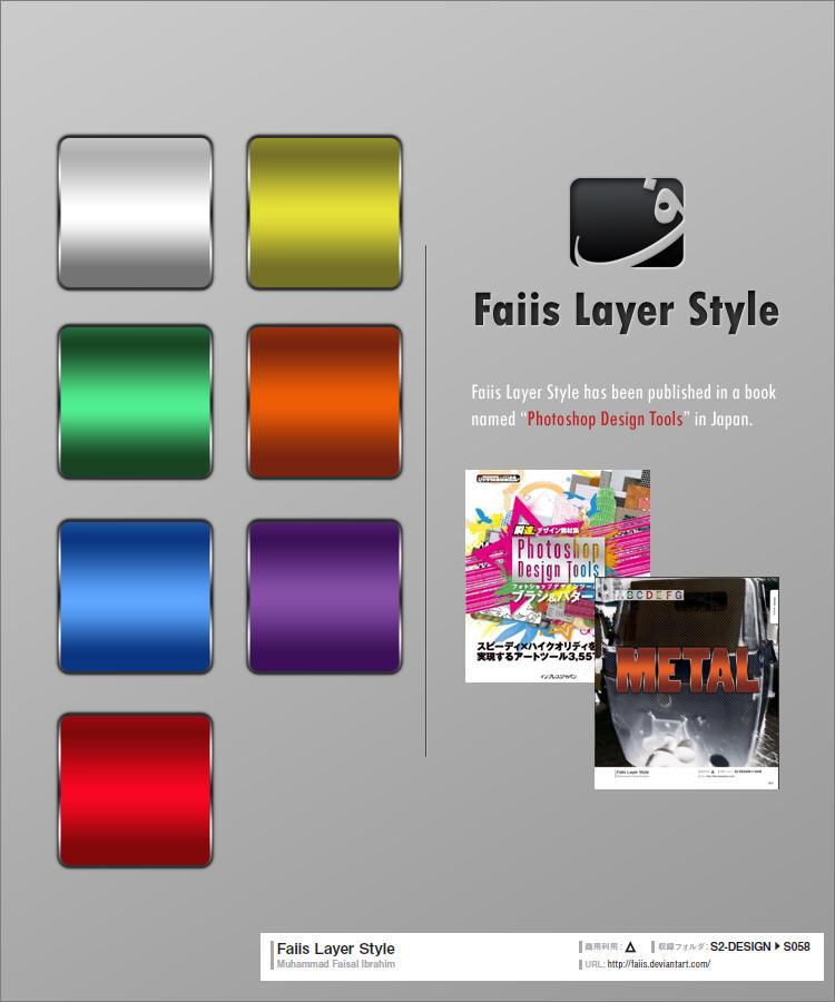 Faiis - Layer Style by faiis