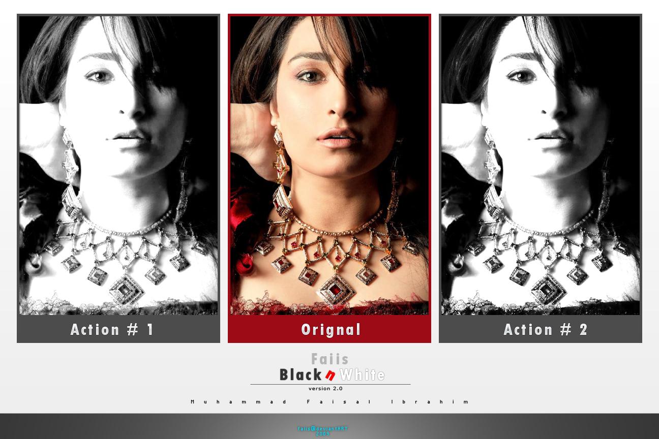 Faiis - Black n White 2.0