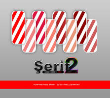 Serit 2 - Shade Series : RED by faiis
