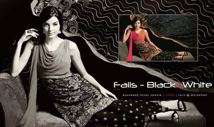 Faiis - Black n White V:5.0 by faiis