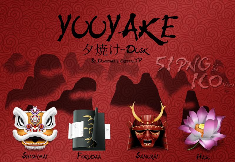 Pack Yuuyake by dunedhel