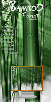Bamboo Forest by dunedhel