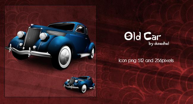 Old Car by dunedhel