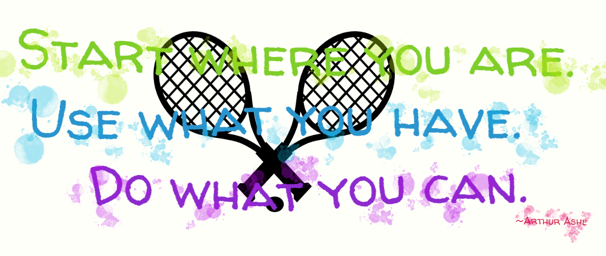 Tennis Psych quote by greendayfan16