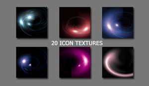20 Light Icon Textures