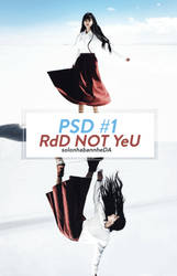 PSD COLORING#1 - RdD NOT YeU [FREE] by justtheodora1003