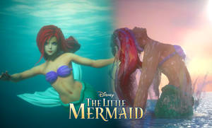 Ariel (The Little Mermaid) for XPS!