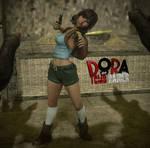 Dora Croft for XPS!