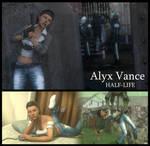 Half-Life: Alyx Vance for XPS!