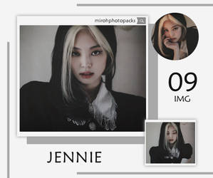 Photopack 418 - Jennie Sumer Diary in Seoul SCANS