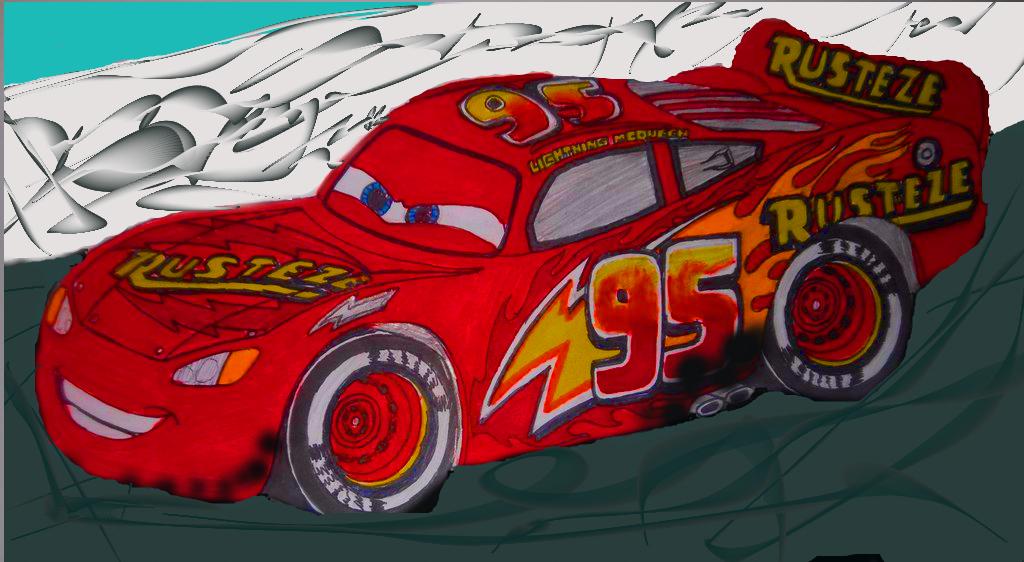 Cars 3 Custom Lightning Mcqueen 3 0 Muro By Sgtjack2016 On Deviantart