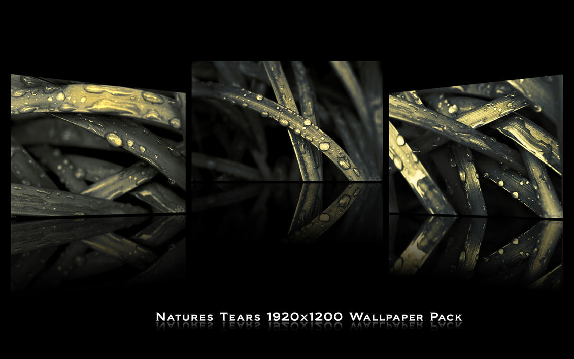 Natures Tears Wallpaper Pack by l8