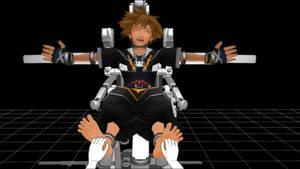 Sora Tickle Torture