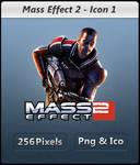 Mass Effect 2- Icon