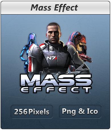 иконки mass effect 3: