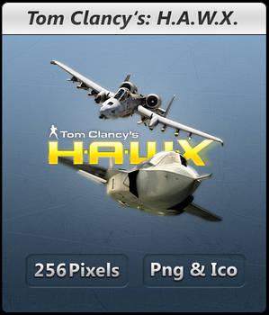 H.A.W.X. - Icon