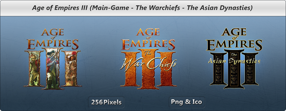 Age Of Empires Iii Icons By Crussong On Deviantart