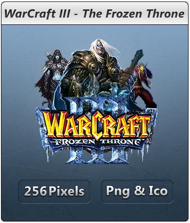 warcraft 3 frozen throne icon